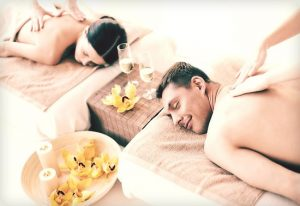 Massage For Couple + Massage For Couples
